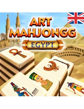 Art Mahjongg Egypt - English