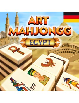 Art Mahjongg Egypt - German