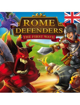 Rome Defenders - The First Wave - Englisch