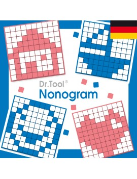 Dr Tool Nonogram - German