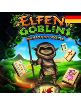 Elves vs. Goblin Mahjongg...