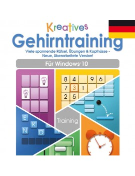Kreatives Gehirntraining...