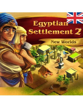 Egyptian Settlement 2: New Worlds (englische Sprache)