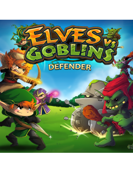 Elfen vs Goblins Defender -...