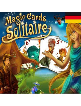 Magic Cards Solitaire -...
