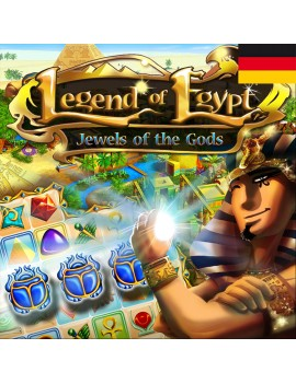 Legend of Egypt - Jewels of the Gods -German -
