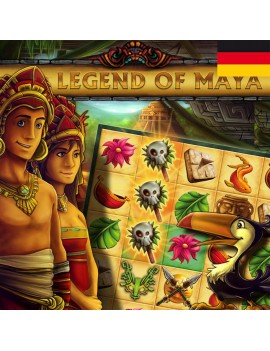 Legend of Maya - German