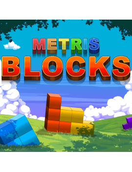Colorful METRIS Blocks