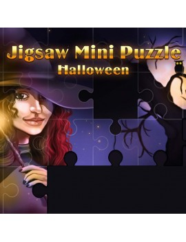 Jigsaw Mini Puzzle - Helloween