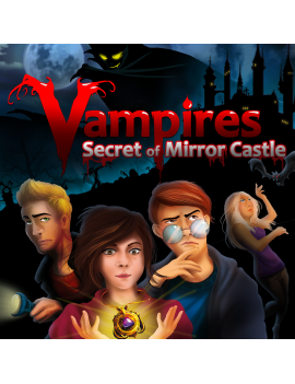 Vampires Secret of Mirror...