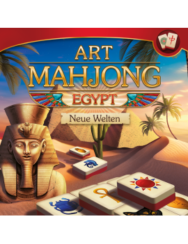 Art Mahjong Egypt: Neue Welten