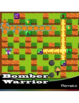 Bomber Warrior