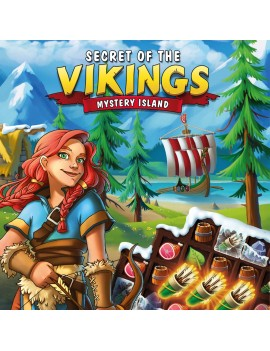 Secret of Vikings - Mystery Island