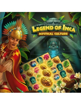 Legend of Inca - Mystical...