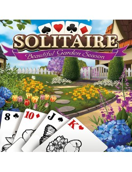 Solitaire Beautiful Garden...
