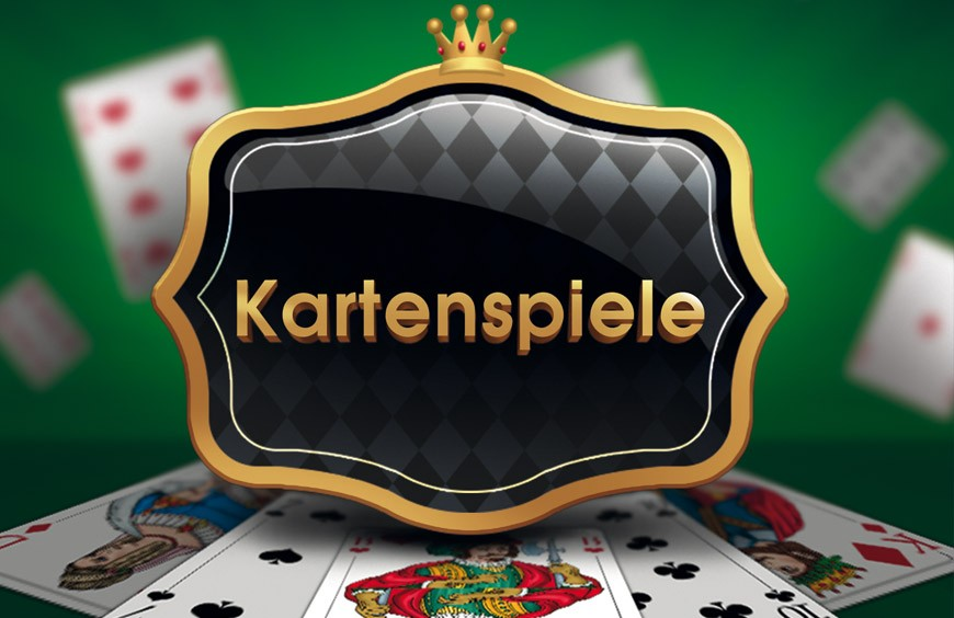Neue Kartenspiele