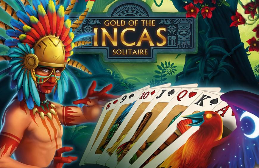 Solitaire mit den legendären Incas