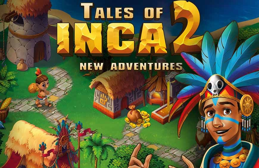 The Incas are finally back with new adventures.